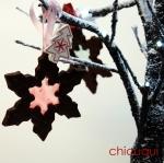 Receta de Navidad Christmas galletas decoradas para el arbol de navidad chicuqui.com