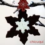 Receta de galletas para Navidad Christmas para el arbol de navidad en chicuqui.com