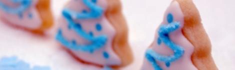 Galletas decoradas Navidad Christmas regalo recién nacido bebé chicuqui.com