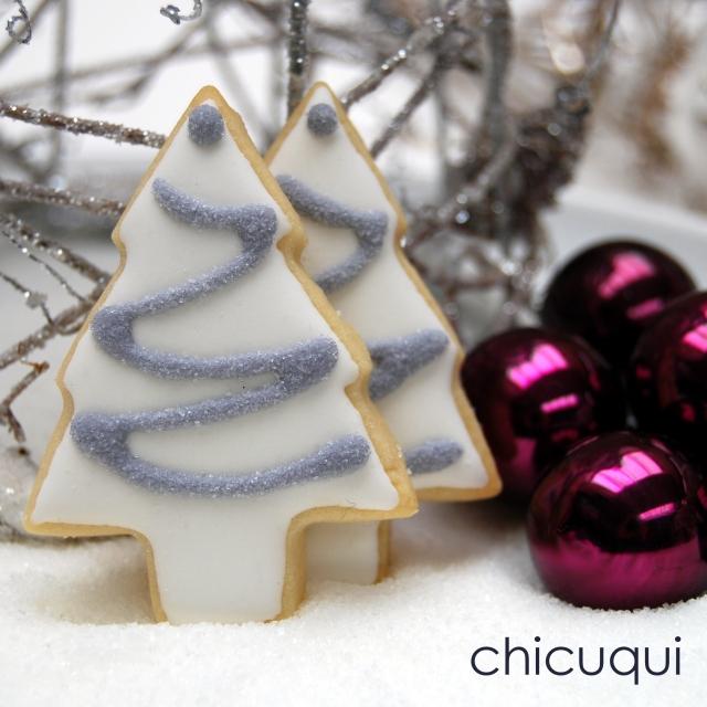 galletas decoradas Navidad Christmas chicuqui