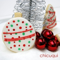 Galletas decoradas navideñas: una alternativa a los tradicionales dulces de Navidad