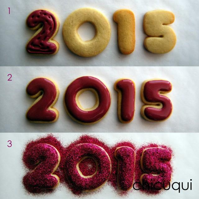 Feliz Navidad y próspero Año Nuevo 2015 galletas decoraras chicuqui.com 02