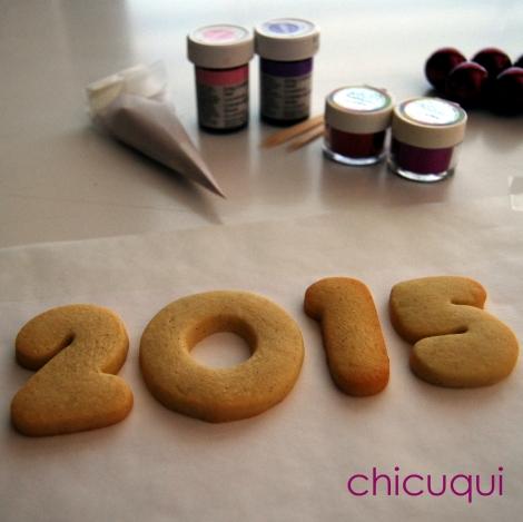 Feliz Navidad y próspero Año Nuevo 2015 galletas decoraras chicuqui.com 03