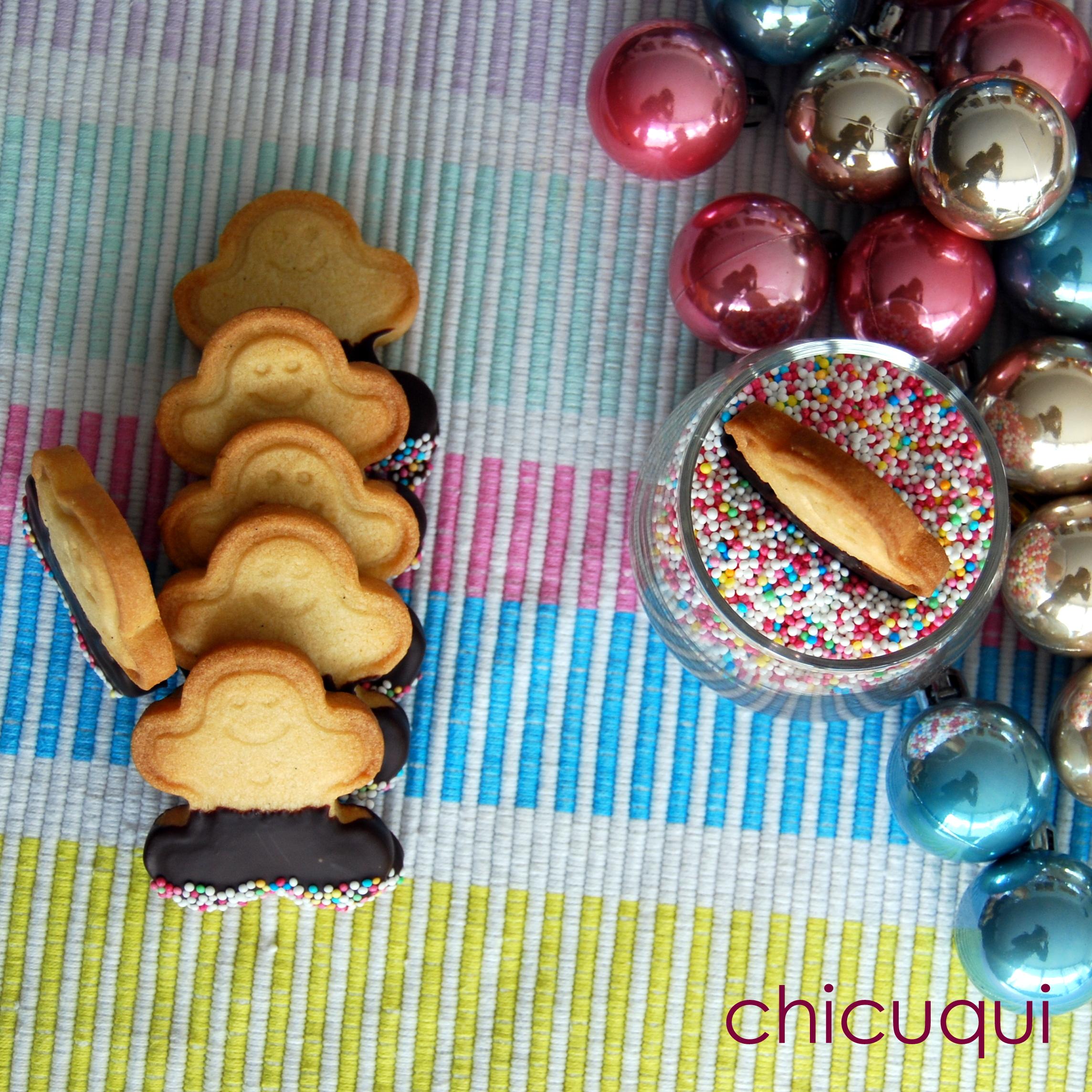 Pastas De Té En Forma De Muñeco De Jengibre Chicuqui
