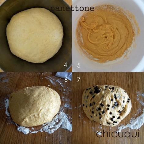 receta panettone navidad galletas decoradas chicuqui.com