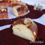 Receta roscon de Reyes Navidad en galletas decoradas chicuqui.com