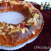 Receta de roscón de Reyes, facilísimo!