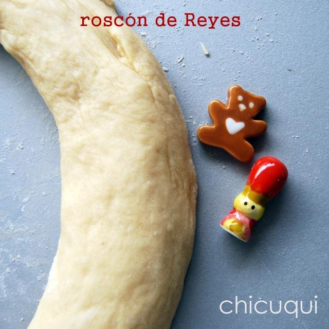 receta roscon de Reyes Navidad galletas decoradas chicuqui.com