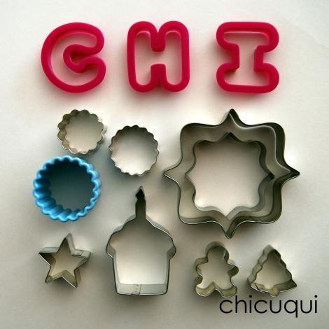 material básico para decorar galletas chicuqui.com