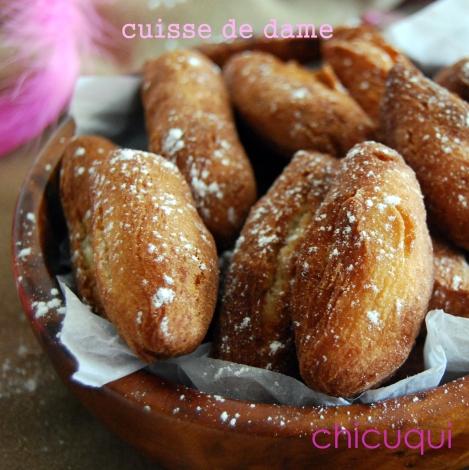 receta cuisse de dame galletas decoradas chicuqui.com