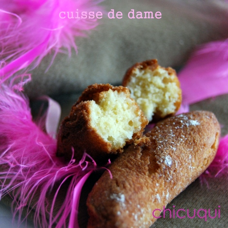 receta cuisse de dame galletas decoradas chicuqui.com