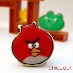 Angry birds galletas decoradas decorated cookies angry birds chicuqui.com