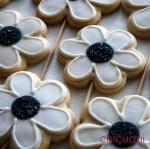 Comunión galletas decoradas centro de flores chicuqui.com