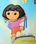 Dora la exploradora galletas decoradas chicuqui.com