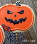 Halloween calabazas galletas decoradas chicuqui.com