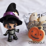 Halloween pumpkin pinypon  galletas decoradas chicuqui.com 01