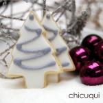 Navidad árboles galletas decoradas chicuqui.com