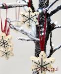 Navidad decoración galletas decoradas chicuqui.com