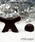 Receta bombones chocolate chicuqui.com