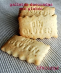 Receta galletas decoradas sin gluten chicuqui.com