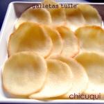 Receta galletas tuile chicuqui.com