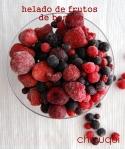 receta helado frutos del bosque chicuqui.com