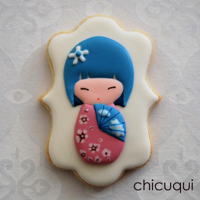 dibujos muñecas chinas galletas decoradas chicuqui.com 08