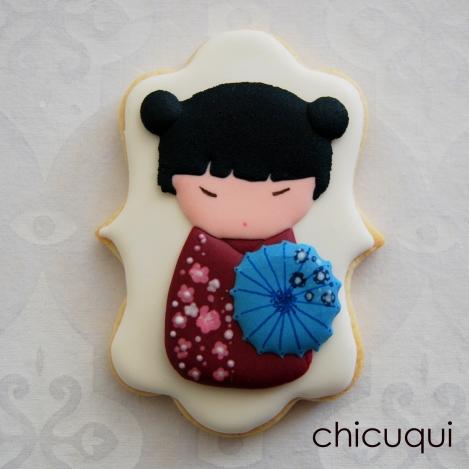 dibujos muñecas chinas galletas decoradas chicuqui.com 09