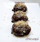Receta de negrito en galletas decoradas chicuqui.com
