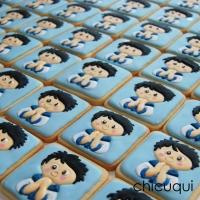 Cómo hacer galletas decoradas espectaculares para una comunión