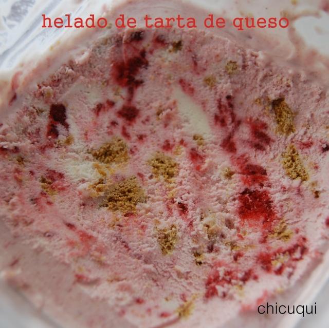 helado tarta de queso cheesecake ice cream chicuqui.com