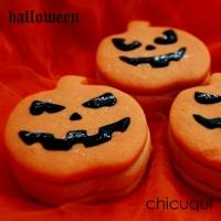 Cómo hacer galletas decoradas para Halloween: Calabazas sorpresa