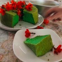 Pandan Chiffon Cake, 55 aniversario de Singapur
